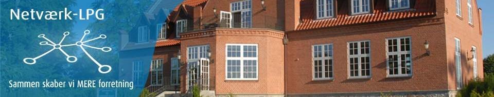 Netværk-LPG holder til på Ledreborg Palace Golf Club ved Fasaneriet i de smukkeste omgivelser