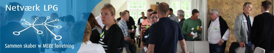 Netværk-LPG afholder årlig MEGA Sommer Networking